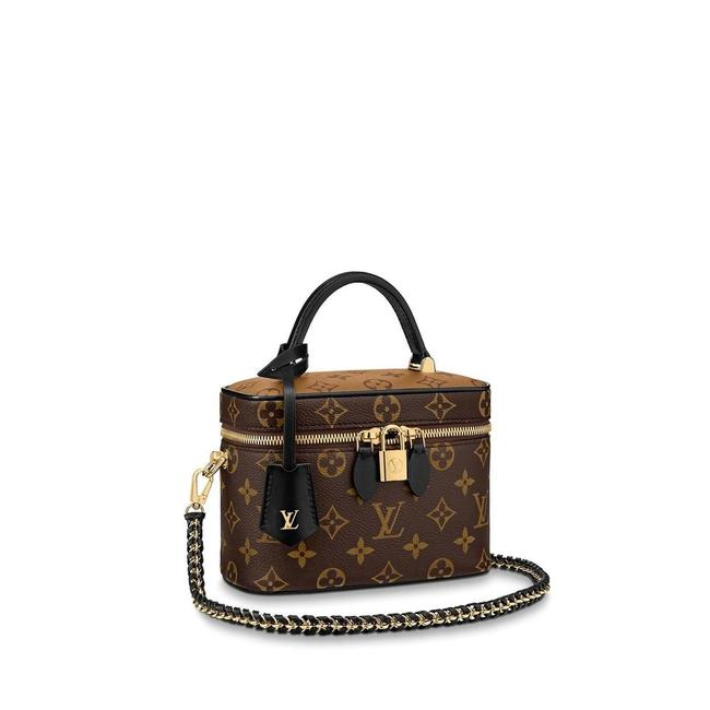 Item - Box 2020 Vanity Pm M45165 Sold Out Receipt Multicolor Coated Canvas Cross Body Bag