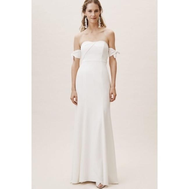 Item - Ivory Delilah Casual Wedding Dress Size 14 (L)
