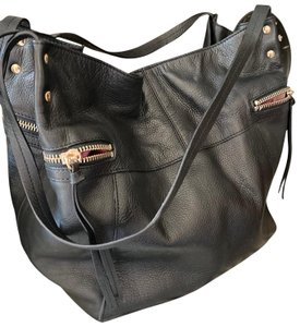 Kooba Soft Leather Shoulder Bag