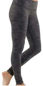 Lululemon Lululemon Rare Diamond Jacquard Space Dye Black Slate Wunder Under Legging
