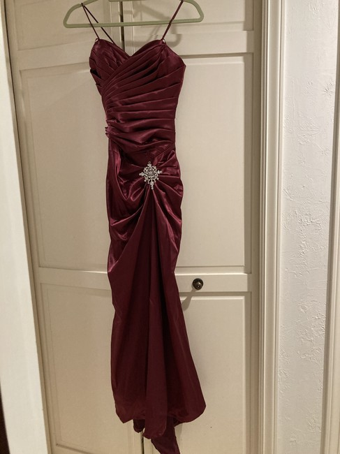 Bandage Gown Long Formal Dress Size 0