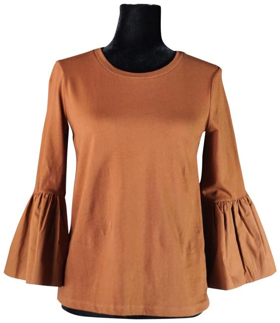 Item - Rust Adele Bell Sleeve Tee Blouse Size 2 (XS)