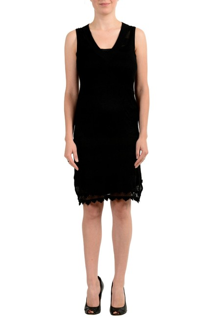 Preload https://img-static.tradesy.com/item/27585064/just-cavalli-black-women-s-stretch-see-through-bodycon-short-casual-dress-size-4-s-0-0-650-650.jpg