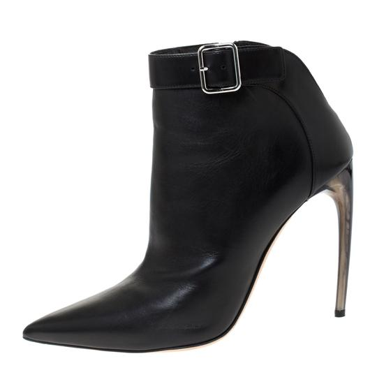 Preload https://img-static.tradesy.com/item/27585217/alexander-mcqueen-black-leather-buckle-detail-pointed-toe-ankle-bootsbooties-size-us-10-regular-m-b-0-0-540-540.jpg