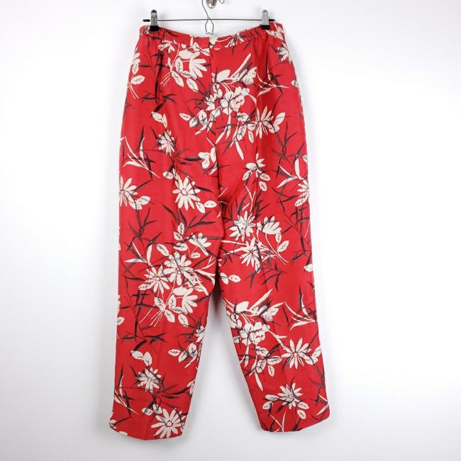Preload https://img-static.tradesy.com/item/27585538/adrianna-papell-red-na-pants-size-12-l-32-33-0-0-650-650.jpg