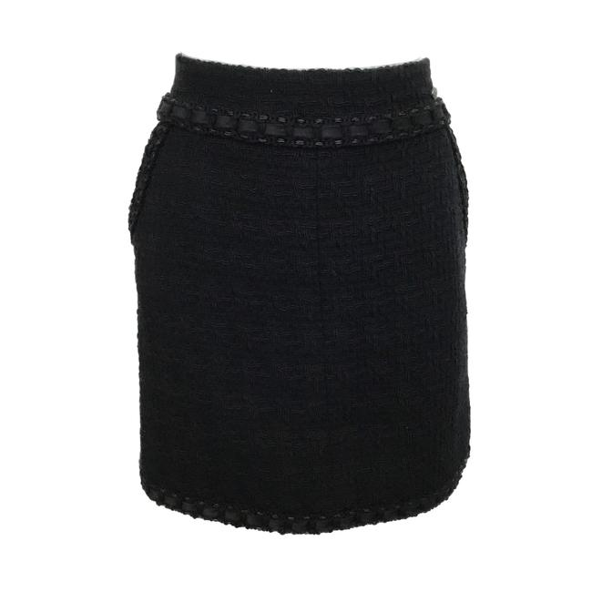 Preload https://img-static.tradesy.com/item/27585660/chanel-black-2016-fantasy-tweed-skirt-size-8-m-29-30-0-0-650-650.jpg