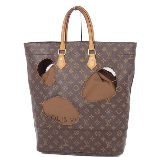 Preload https://img-static.tradesy.com/item/27585755/louis-vuitton-bag-comme-des-garcons-with-homes-comme-garcons-brown-monogram-tote-0-0-540-540.jpg