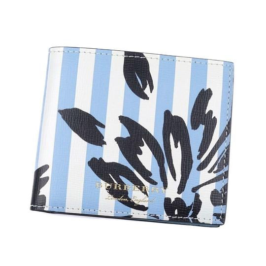 Preload https://img-static.tradesy.com/item/27585780/burberry-black-blue-white-london-london-flower-stripe-leather-bi-fold-wallet-0-0-540-540.jpg