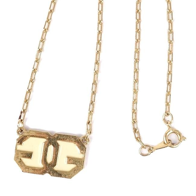 Givenchy Logo Ladies Gold Vintage Necklace Givenchy Logo Ladies Gold Vintage Necklace Image 1