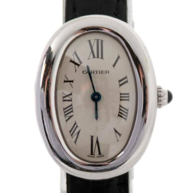 Cartier 18k Benuir Quartz Ladies Watch Cartier 18k Benuir Quartz Ladies Watch Image 1