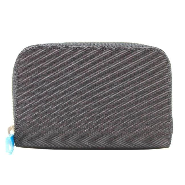 Alfred Dunhill Black Round Zip Coin Purse Wallet Alfred Dunhill Black Round Zip Coin Purse Wallet Image 1