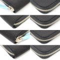 Alfred Dunhill Black Round Zip Coin Purse Wallet Alfred Dunhill Black Round Zip Coin Purse Wallet Image 6