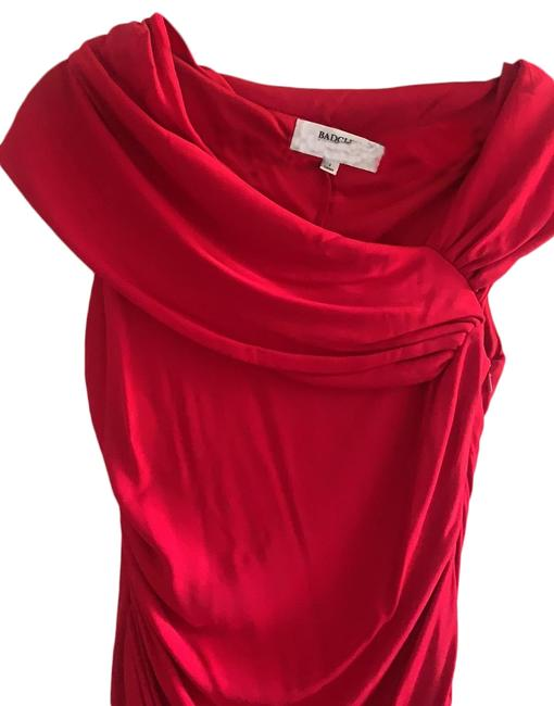 Item - Red Evening Long Formal Dress Size 2 (XS)
