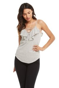 Chaser Top Grey