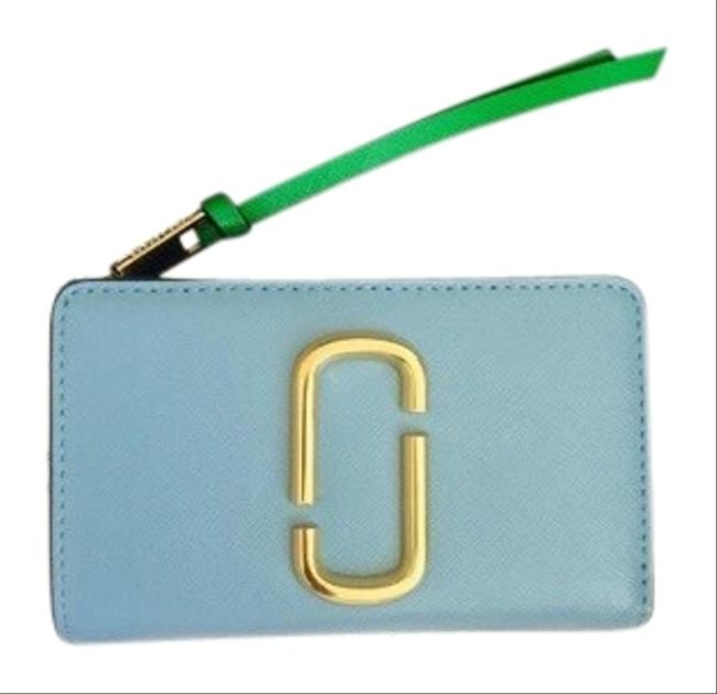 Item - Blue The Snapshot Compact Wallet