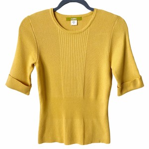Acorn Top Mustard yellow