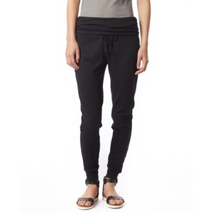 Alternative Apparel Athletic Pants black