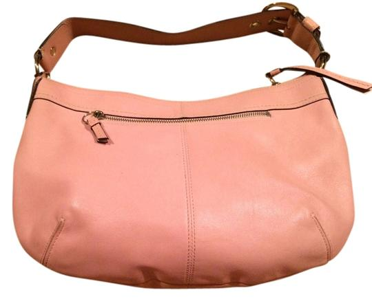 Preload https://item1.tradesy.com/images/coach-style-f13730-pink-leather-hobo-bag-2758915-0-0.jpg?width=440&height=440