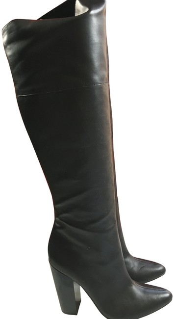 Item - Black Over The Boots/Booties Size US 8.5 Regular (M, B)