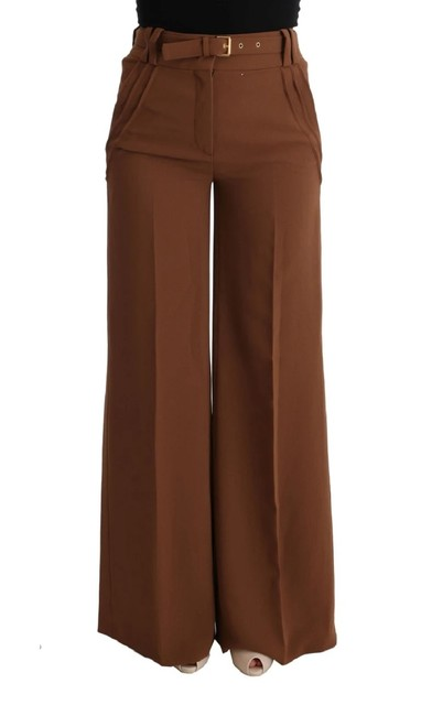 Item - Brown Polyester Class Pants Size 8 (M, 29, 30)