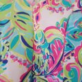 Lilly Pulitzer Multi Lover Colors A-line Tank Mid-length Short Casual Dress Size 8 (M) Lilly Pulitzer Multi Lover Colors A-line Tank Mid-length Short Casual Dress Size 8 (M) Image 4