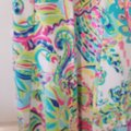 Lilly Pulitzer Multi Lover Colors A-line Tank Mid-length Short Casual Dress Size 8 (M) Lilly Pulitzer Multi Lover Colors A-line Tank Mid-length Short Casual Dress Size 8 (M) Image 6