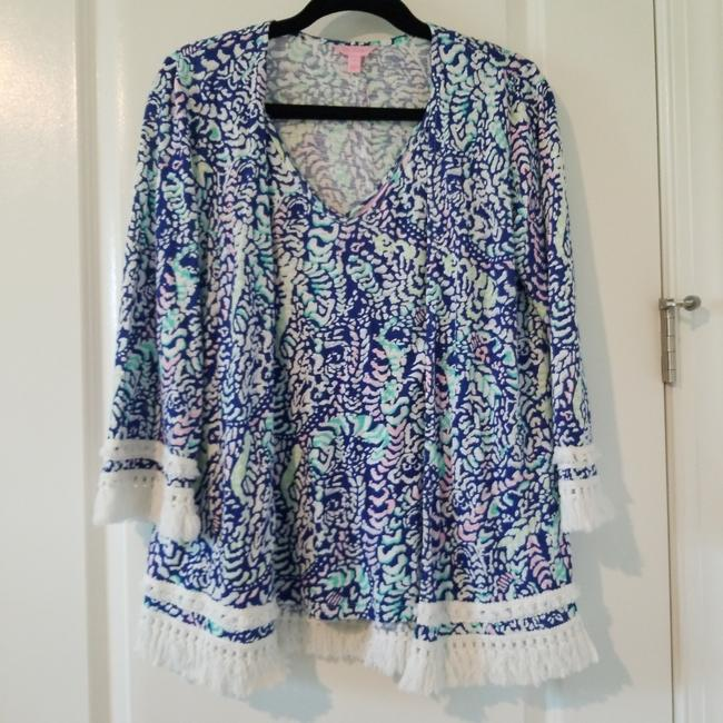 Item - Bright Multi Lover Colors 2 Piece and Tank Set Cardigan Size 6 (S)