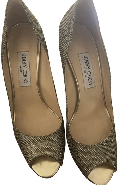 Item - Light Bronze 247 Evelyn Formal Shoes Size EU 39.5 (Approx. US 9.5) Regular (M, B)