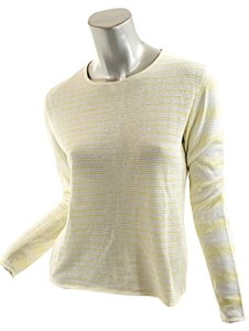 Amina Rubinacci Cotton/linen Sweater