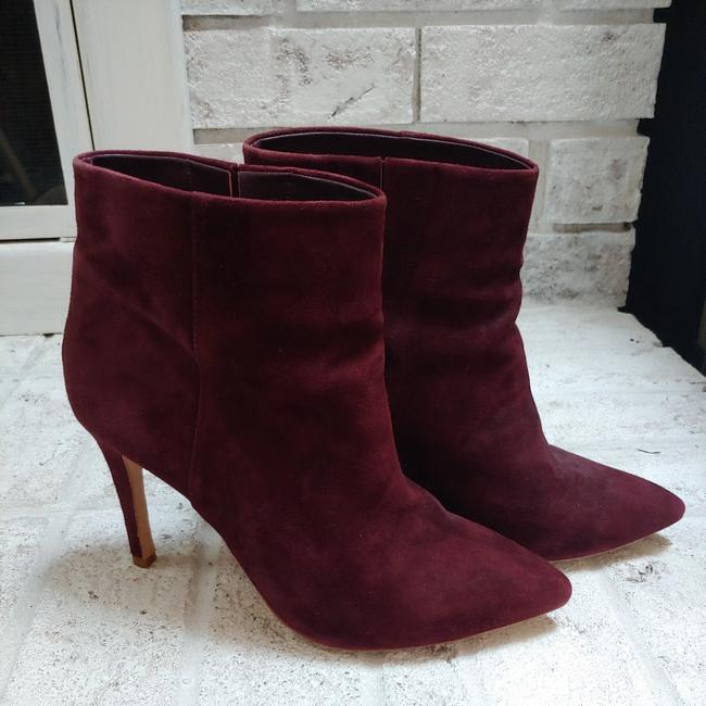 Item - Oxblood / Burgundy Pointy Boots/Booties Size EU 37.5 (Approx. US 7.5) Regular (M, B)