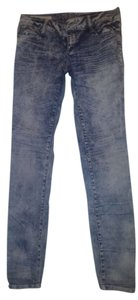 Decree Skinny Jeans-Distressed