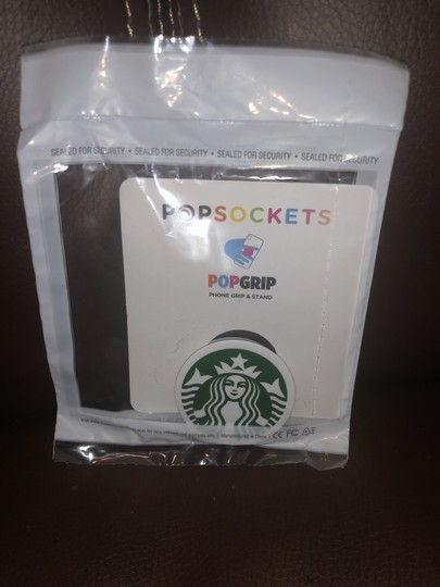 Official Starbucks Sealed New Logo Pop sockets PopSocket