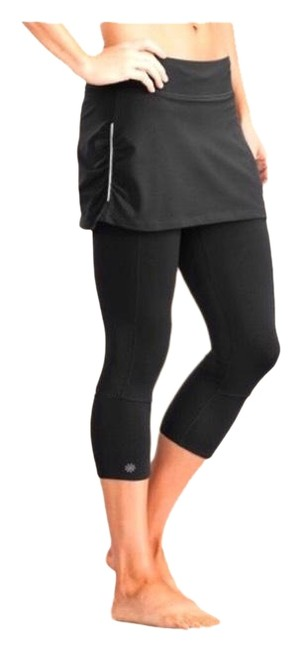 Item - Contender 2in1 Skirted Black Activewear Bottoms Size 4 (S)