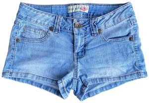 Paris Blues Mini/Short Shorts blue