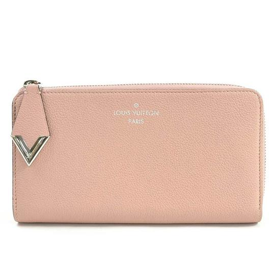 Preload https://img-static.tradesy.com/item/27598848/louis-vuitton-magnolia-pink-l-l-shaped-zipper-portofeuil-comet-taurillon-leather-ladies-m60148-walle-0-0-540-540.jpg