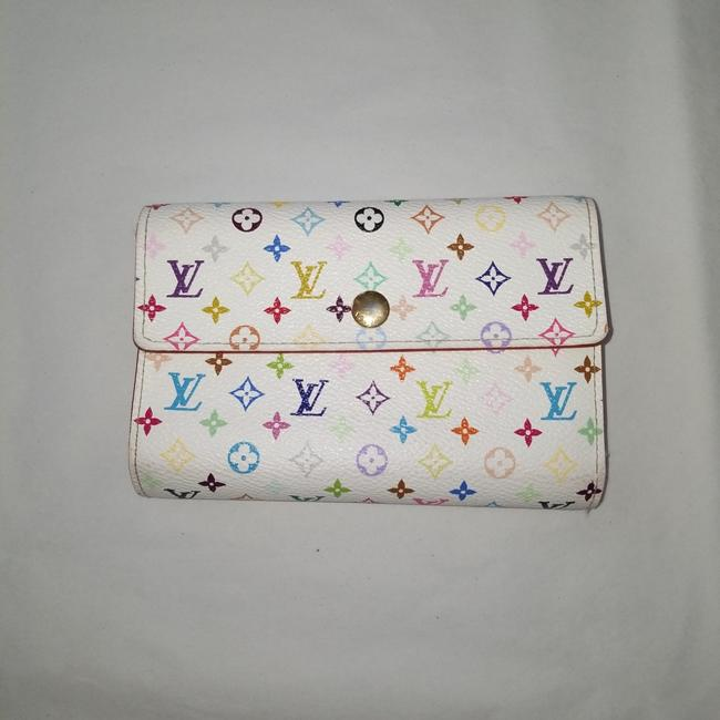 Item - Multicolor Monogram Wallet