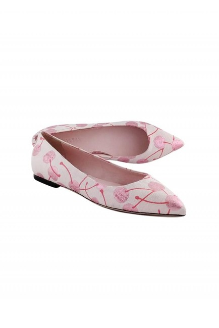 Item - Pink Flats Size US 8.5 Regular (M, B)