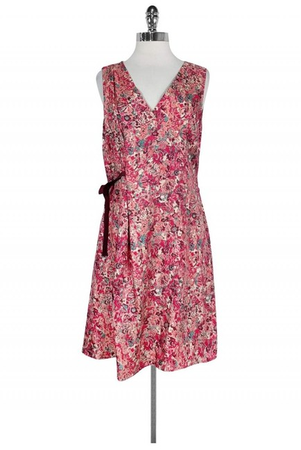 Item - Pink Short Casual Dress Size 10 (M)