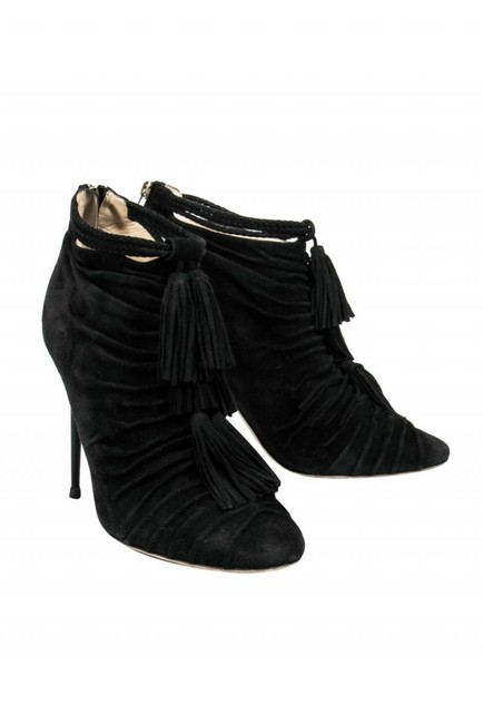 Item - Black Boots/Booties Size US 11.0 Regular (M, B)