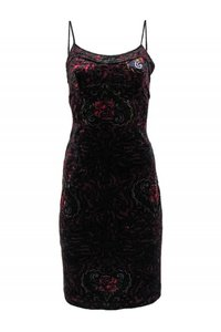 Betsey Johnson Dark Floral Dress