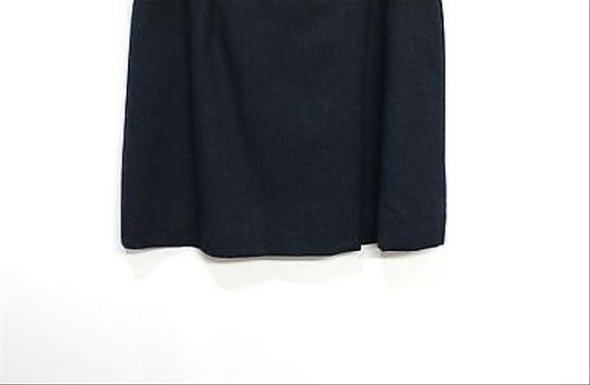 Other Ter Et Bantine Charcoal Wool Mini With Buckles Mini Skirt Navy