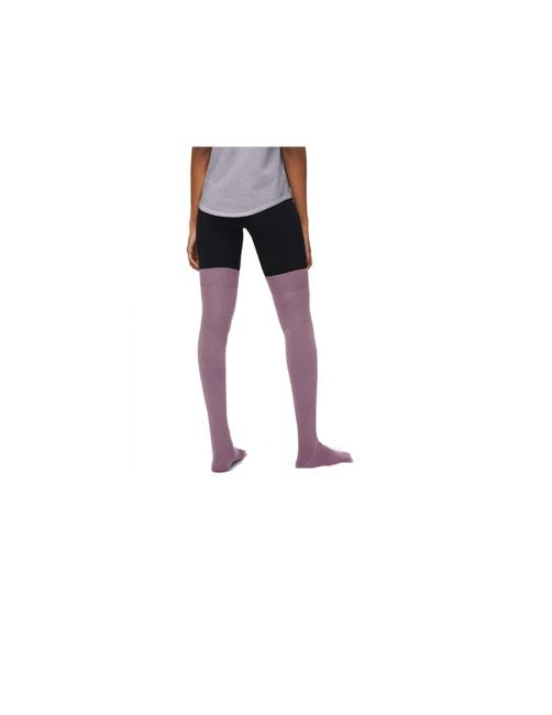 Item - Frosted Mulberry Yoga Savasana Sock Size S/M Hosiery