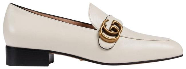 Gucci Marmont Double G Leather Loafer Flats Size EU 36.5 (Approx. US 6.5) Regular (M, B) Gucci Marmont Double G Leather Loafer Flats Size EU 36.5 (Approx. US 6.5) Regular (M, B) Image 1