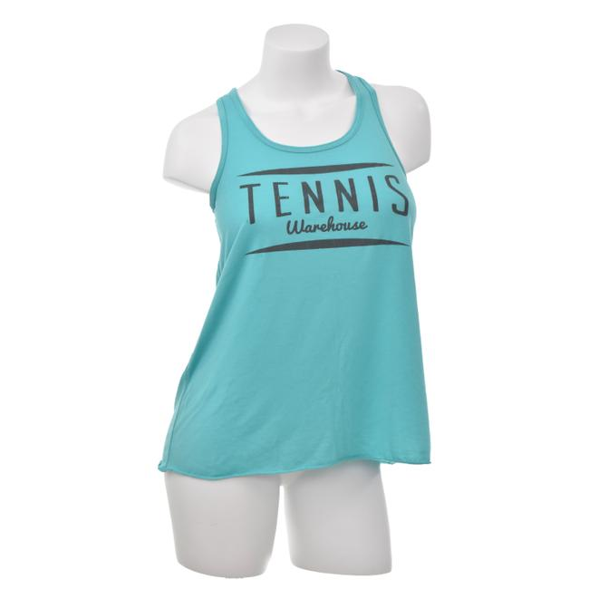 Item - Teal L Tennis Warehouse Tank Activewear Top Size 12 (L)