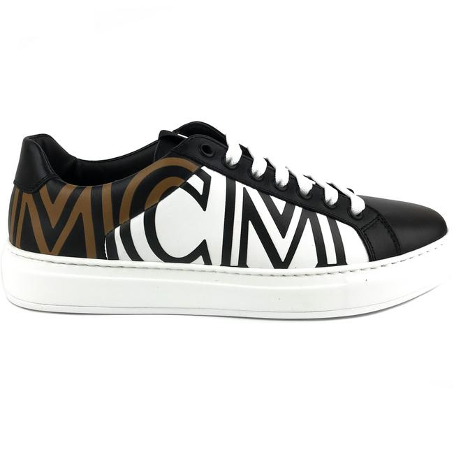 Item - Multicolor New Women's Logo Low Top Leather Sneakers Size US 9 Regular (M, B)