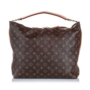 Louis Vuitton Ff0lvhb085 Vintage Leather Hobo Bag