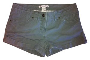 Forever 21 Mini/Short Shorts Dark Green
