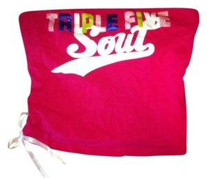 Triple Five Soul Top Pink