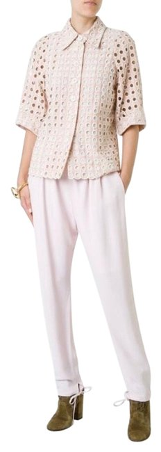 Item - Pink Ankle Cuff Pants Size 6 (S, 28)