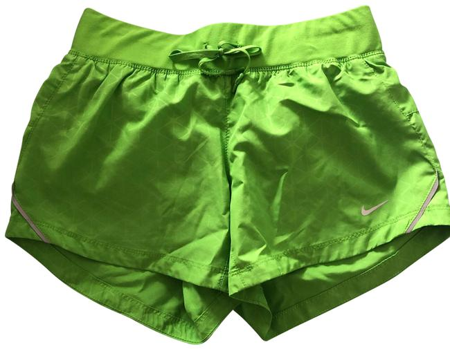 Item - Green Dri-fit Running Activewear Bottoms Size 0 (XS)